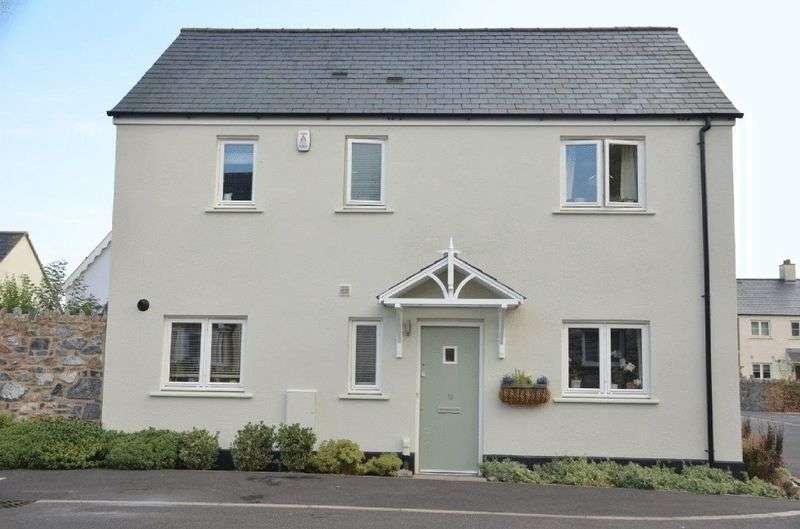 3 Bedrooms Semi Detached House for sale in CATOR, STOKE GABRIEL, TOTNES