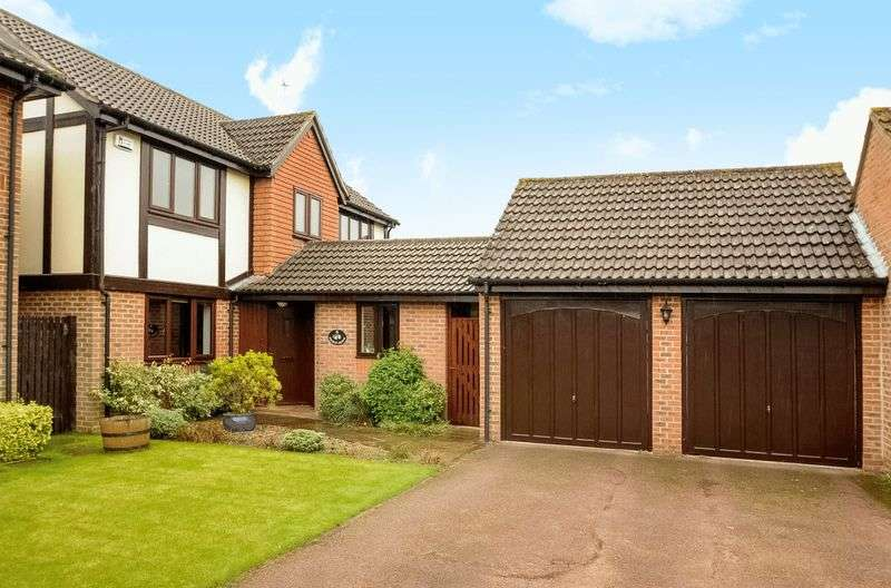 4 Bedrooms Detached House for sale in Prince Grove, Abingdon