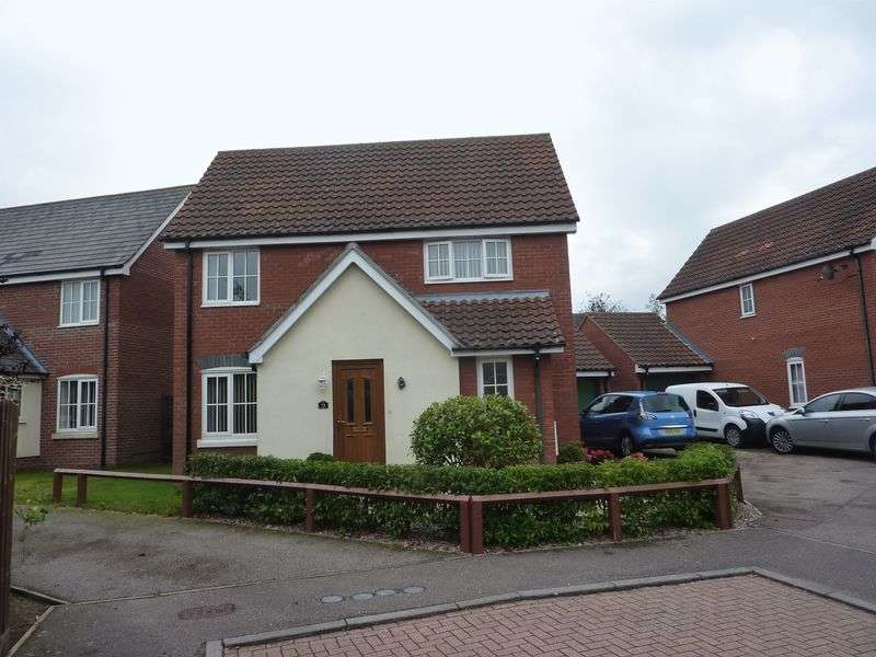 3 Bedrooms Detached House for sale in The Cains, Taverham