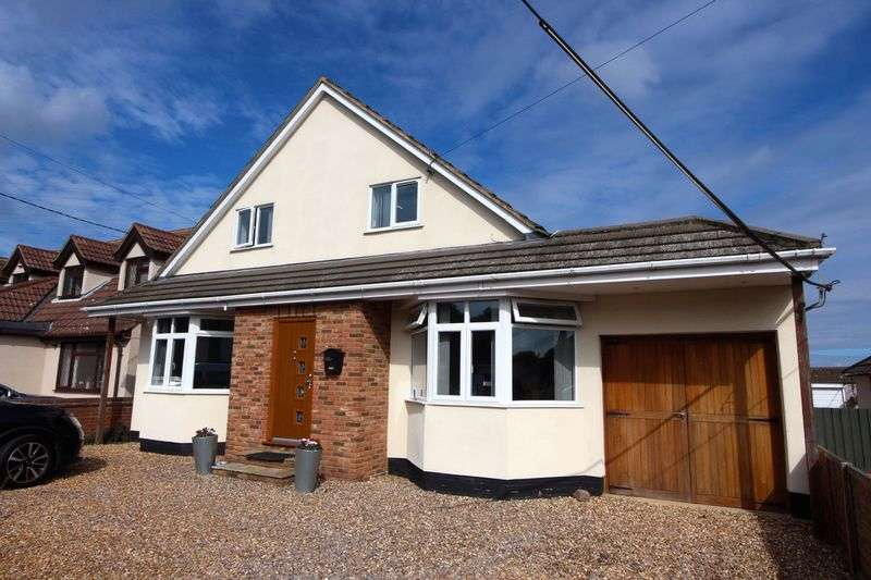4 Bedrooms Detached House for sale in Chaul End Road, Caddington