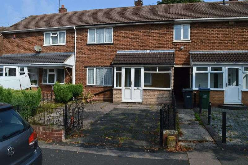 2 Bedrooms Terraced House for sale in Essex Avenue, West Bromwich