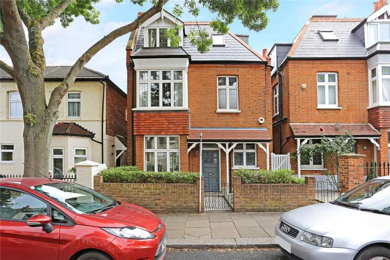 5 Bedrooms Detached House for sale in Burnaby Gardens, London, W4