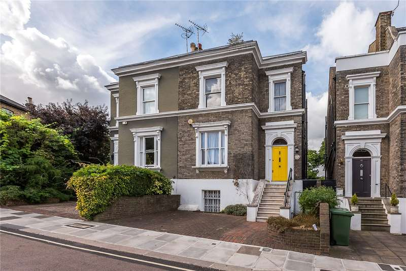 3 Bedrooms Semi Detached House for sale in The Hermitage, Richmond Hill, TW10
