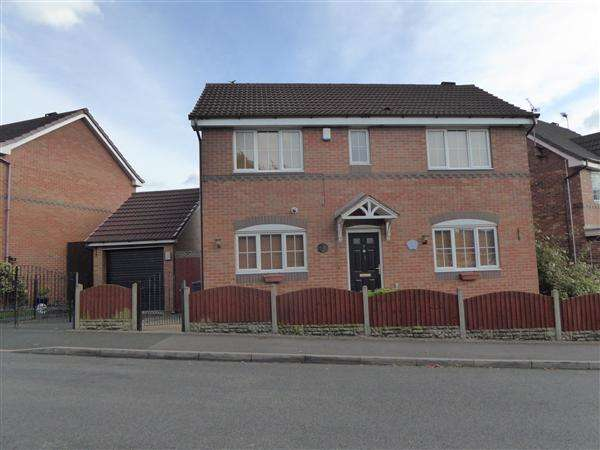 3 Bedrooms Detached House for sale in Cedar Drive, Northfield, Birmingham