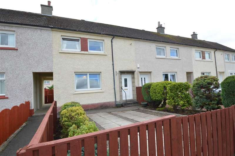 2 Bedrooms Terraced House for sale in Struther Street, Larkhall
