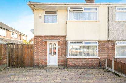 3 Bedrooms Semi Detached House for sale in Liddell Avenue, Melling, Liverpool, Merseyside, L31