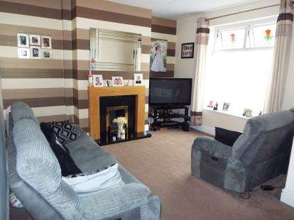2 Bedrooms End Of Terrace House for sale in Ord Road, Ashton-On-Ribble, Preston, Lancashire, PR2