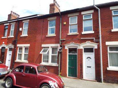 2 Bedrooms Terraced House for sale in Mersey Street, Ashton-on-Ribble, Preston, Lancashire, PR2