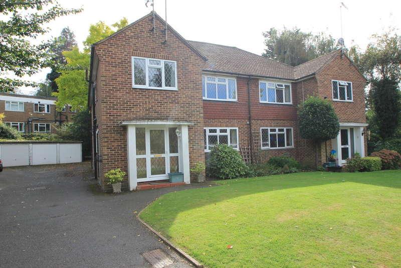 2 Bedrooms Ground Maisonette Flat for sale in Oak Hill Grove, Surbiton
