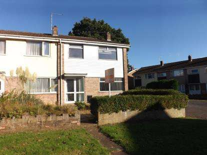 3 Bedrooms End Of Terrace House for sale in Elmore, Yate, Bristol, Gloucestershire