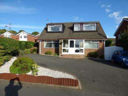 3 Bedrooms Detached House for sale in Lansdowne Road, Hurst Green, Halesowen, West Midlands