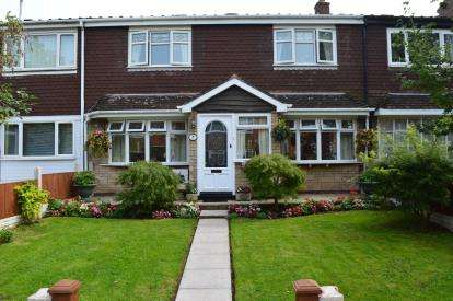 3 Bedrooms Terraced House for sale in Stowe Street, Off George Lane, Lichfield, Staffordshire