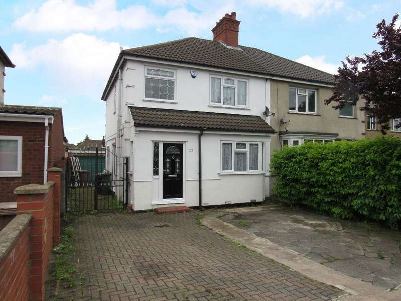 3 Bedrooms Semi Detached House for sale in Limbury Road, Luton, LU3 2PJ