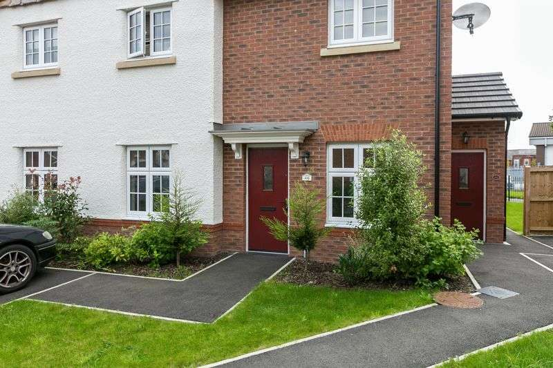 2 Bedrooms Flat for sale in Thomas Street, Newtown, WN5 0AR