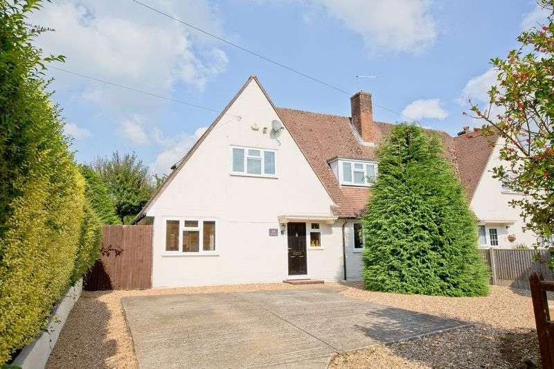 2 Bedrooms Semi Detached House for sale in Allen Road, Haywards Heath