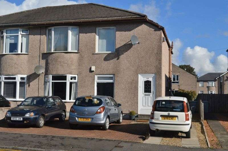 2 Bedrooms Flat for sale in Kingsacre Road, Glasgow