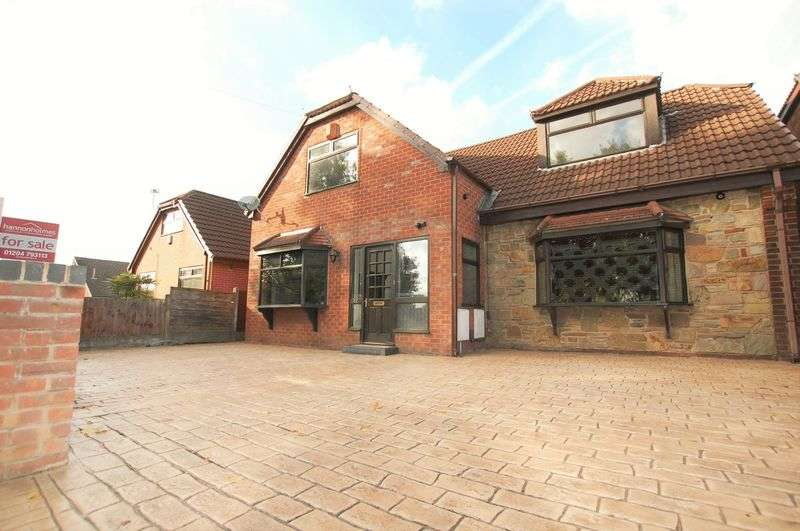 4 Bedrooms Detached House for sale in Dove Bank Road, Bolton