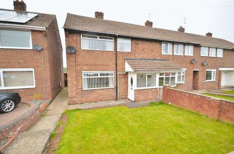 3 Bedrooms Terraced House for sale in Heathway, Seaham