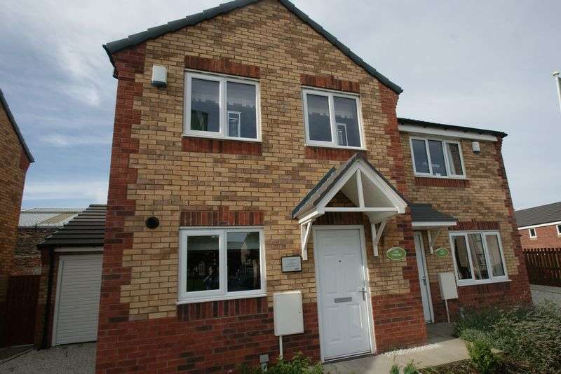 3 Bedrooms Semi Detached House for sale in Plot 11 Peel Court, Bootle