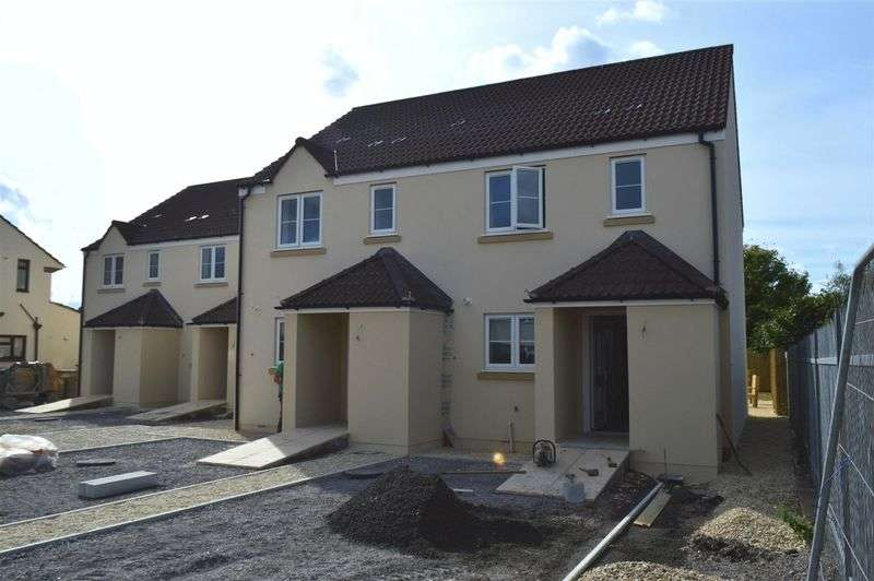 3 Bedrooms Semi Detached House for sale in Woodhurst Road, Weston-Super-Mare