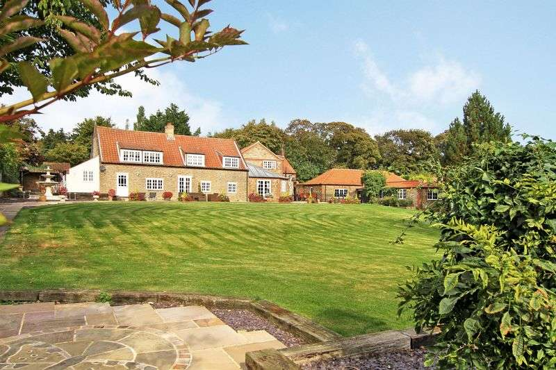 7 Bedrooms Detached House for sale in Burton Road, Thealby, North Lincolnshire, DN15