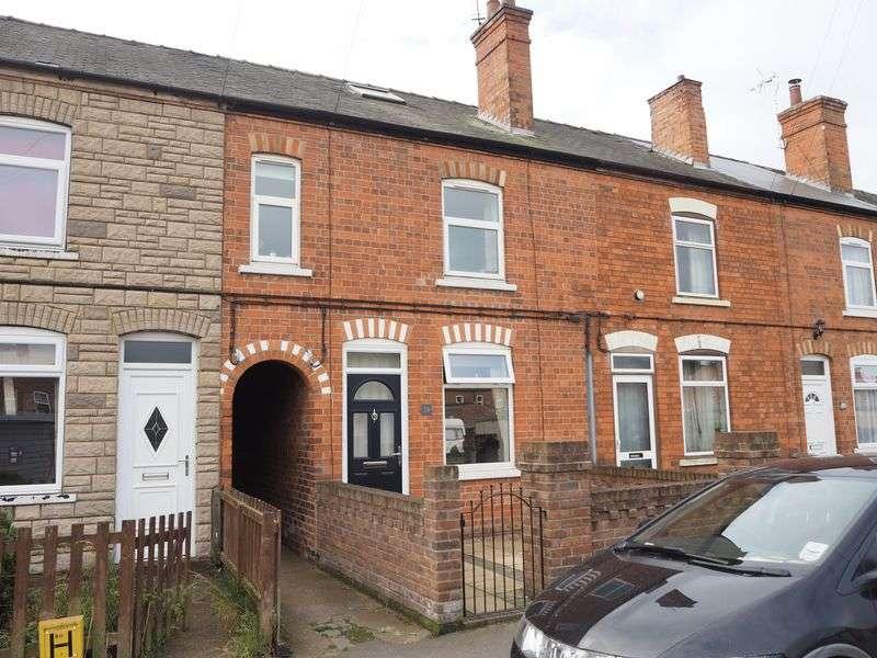 3 Bedrooms Terraced House for sale in Coronation Street, Balderton