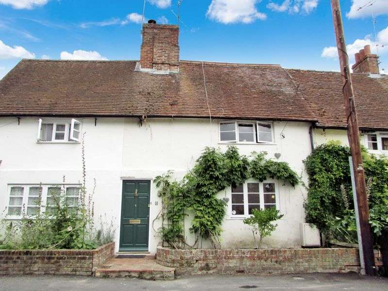 2 Bedrooms Terraced House for sale in Donnington Village, Newbury