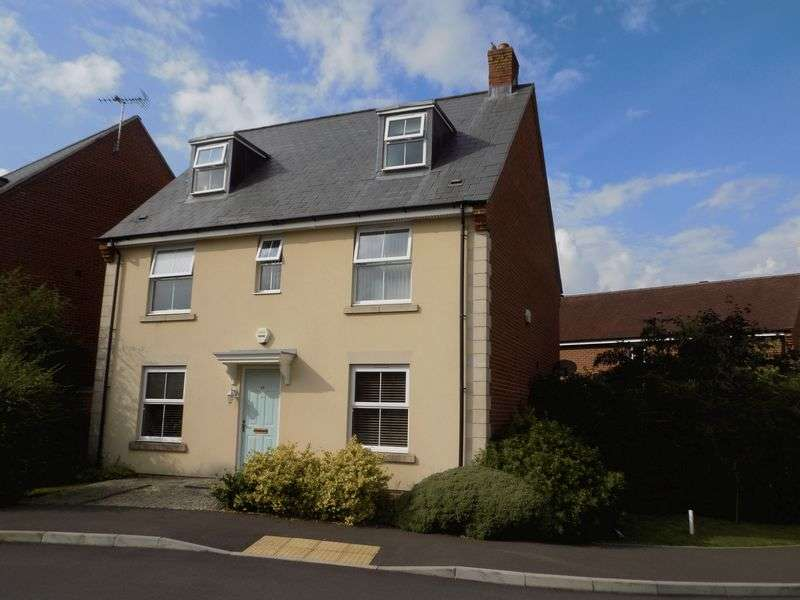 5 Bedrooms Detached House for sale in Melstock Road, Taw Hill