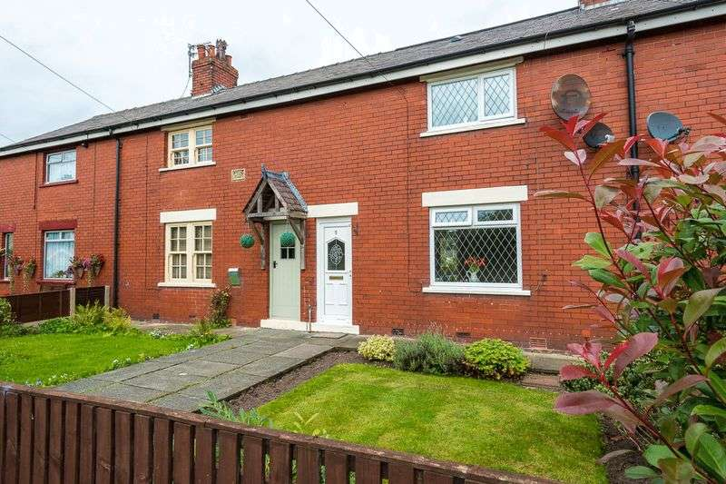 2 Bedrooms Terraced House for sale in Glover Road, Coppull