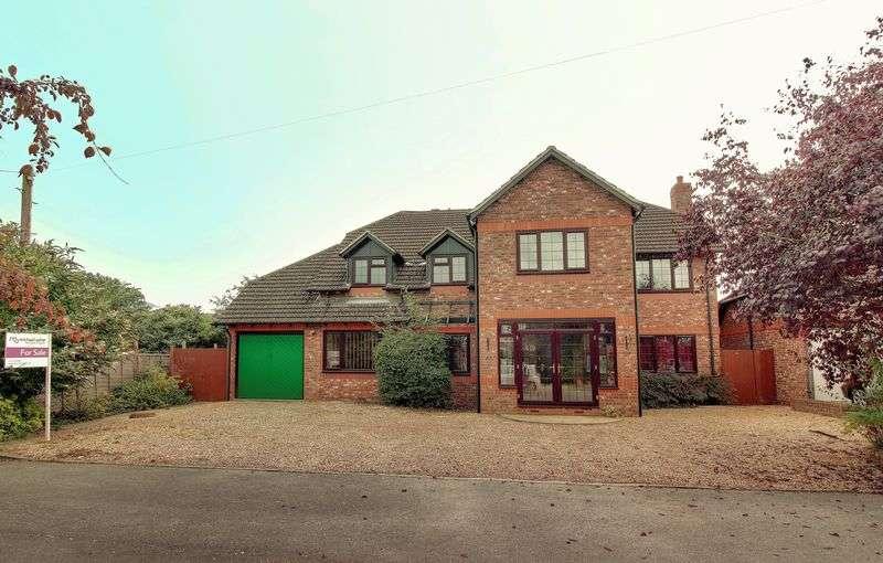 5 Bedrooms Detached House for sale in Hamesmoor Way, Camberley