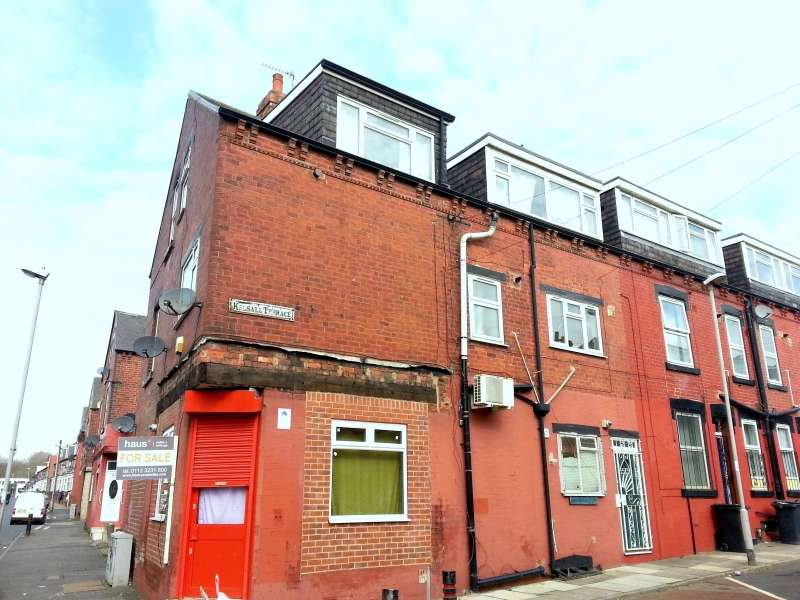 3 Bedrooms Terraced House for sale in Burley Lodge Road, Hyde Park, Leeds