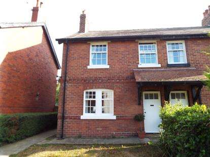 3 Bedrooms Semi Detached House for sale in The Green, Churchtown, Preston, Lancashire, PR3