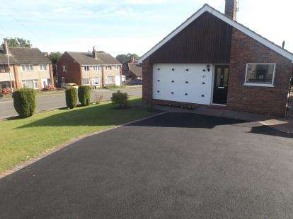 3 Bedrooms Bungalow for sale in St. Patricks Road, Hucknall, Nottingham, Nottinghamshire