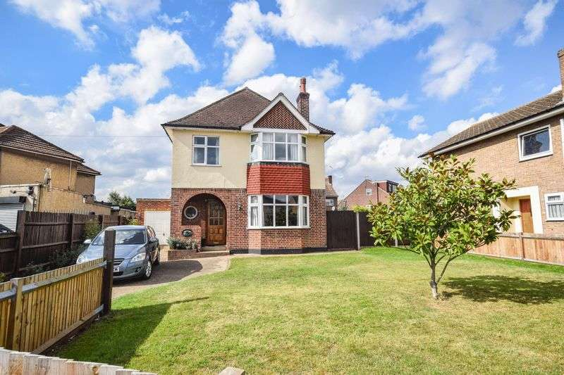 3 Bedrooms Detached House for sale in Stanstead Road, Hoddesdon