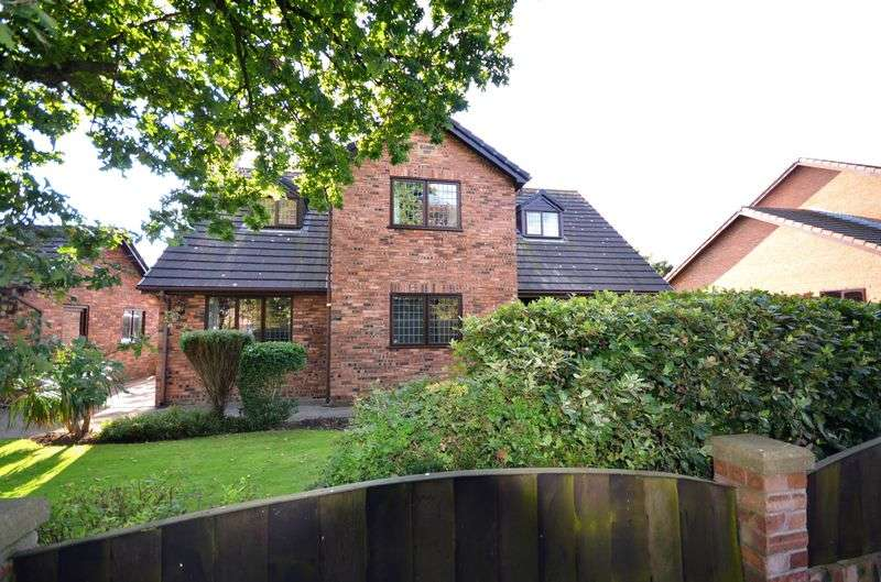 4 Bedrooms Detached House for sale in Clandeil, Little Tongues Lane, Preesall Lancs FY6 0PD