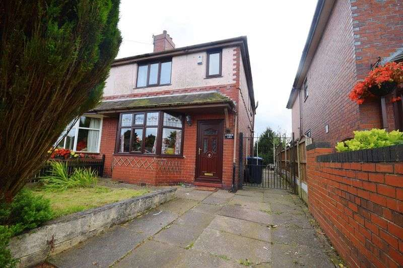 3 Bedrooms Semi Detached House for sale in Sytch Road, Stoke-On-Trent
