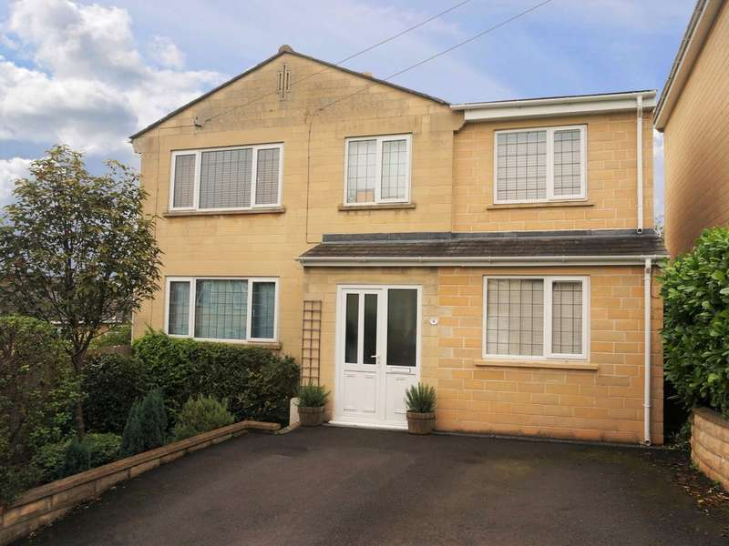 5 Bedrooms Detached House for sale in Blenheim Gardens, Fairfield, Bath