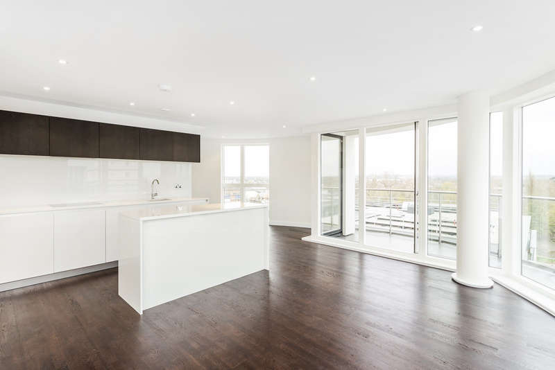 3 Bedrooms Penthouse Flat for sale in Masson House, Pump House Crescent