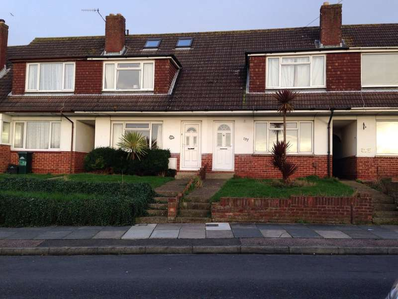 3 Bedrooms Terraced House for sale in Southdown Road, Portslade