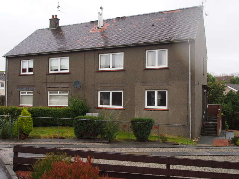 1 Bedroom Apartment Flat for sale in Queens Terrace, Maybole