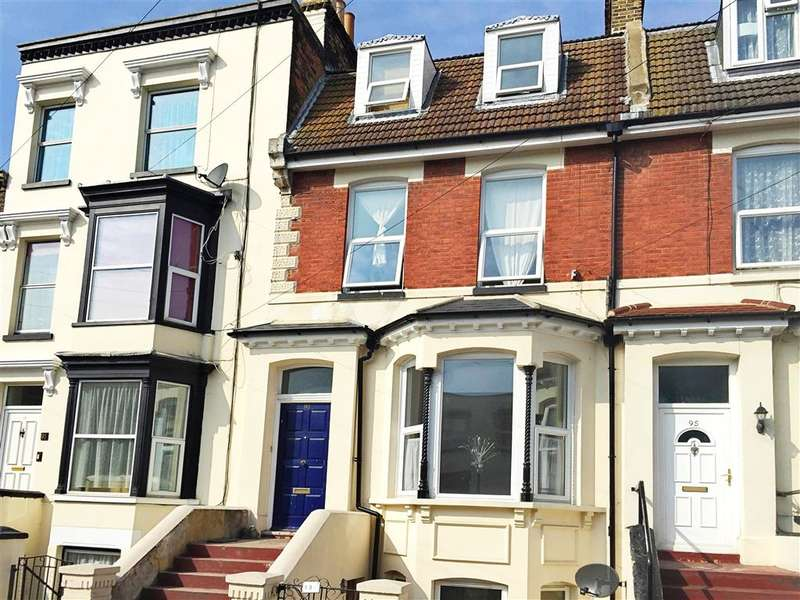 6 Bedrooms Terraced House for sale in Victoria Road, Margate, Kent