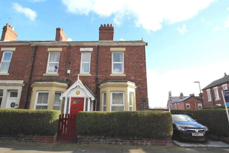 2 Bedrooms Property for sale in Armstrong Road, Wallsend, NE28