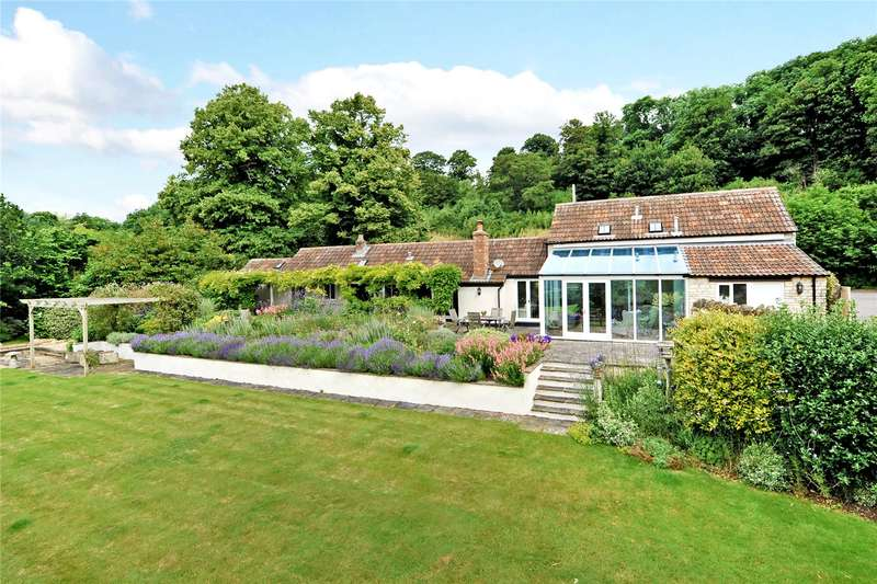 3 Bedrooms Detached House for sale in North Stoke Lane, Upton Cheyney, Near Bath, BS30