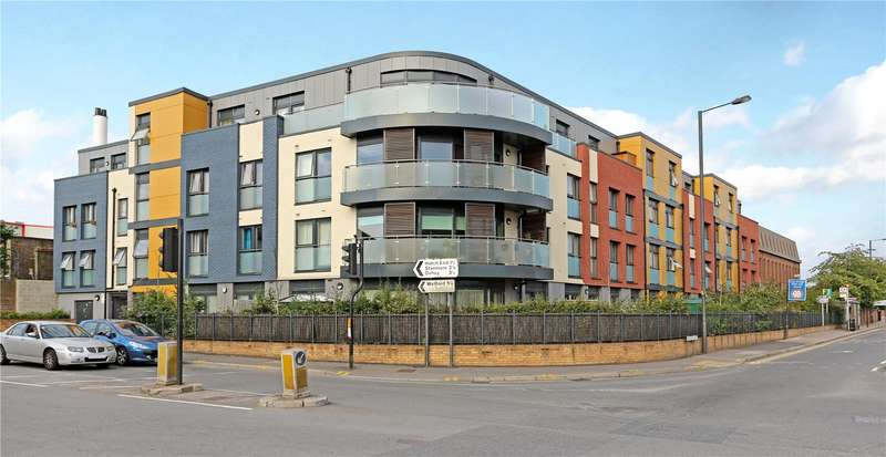 2 Bedrooms Flat for sale in Goodstone Court, 205 Headstone Drive, Harrow, HA1