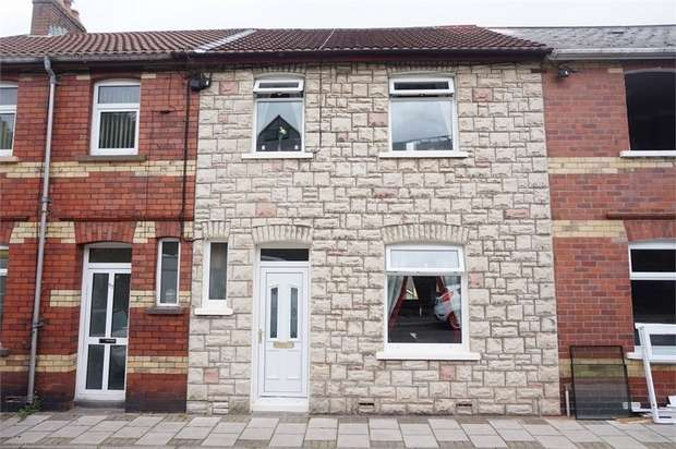 3 Bedrooms Terraced House for sale in Greenfield, Newbridge, NEWPORT, Caerphilly