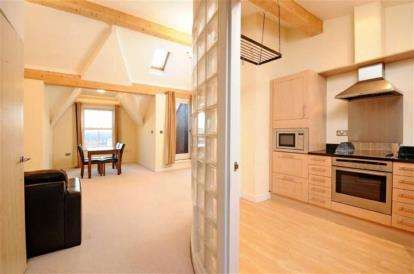 3 Bedrooms Flat for sale in The Gallery, Hope Drive, The Park, Nottingham