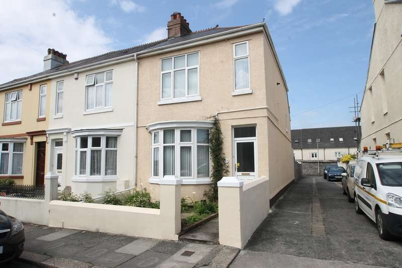 3 Bedrooms End Of Terrace House for sale in Peverell