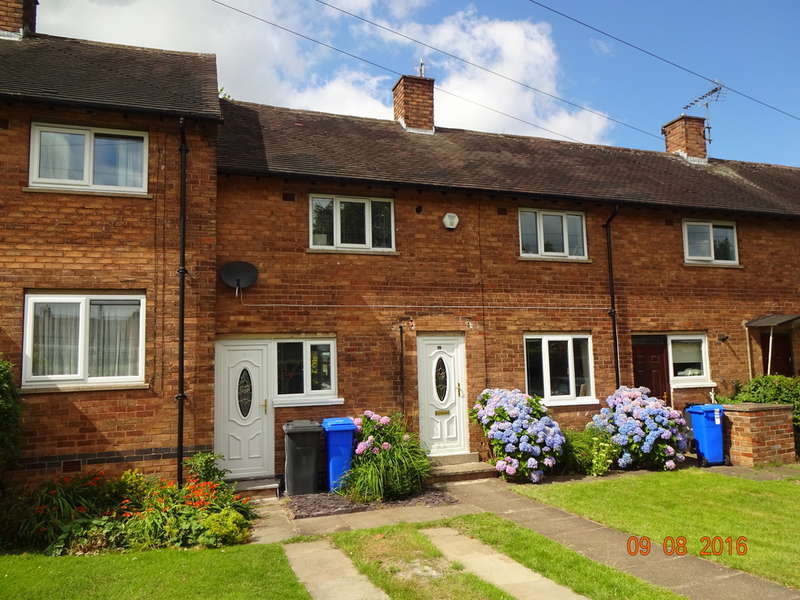 2 Bedrooms Terraced House for sale in Reney Avenue, Greenhill