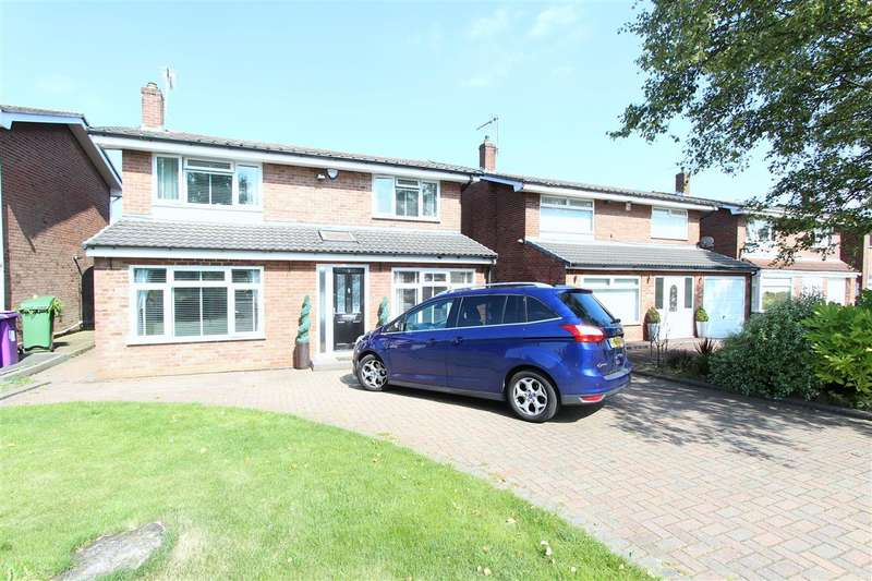 4 Bedrooms Detached House for sale in Kents Bank, West Derby, Liverpool