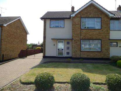 3 Bedrooms Semi Detached House for sale in Witham